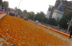 Paseo Alameda Batalla de las Flores Valencia