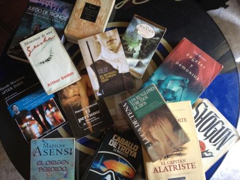 Selección libros recomendados Valencia Legendaria