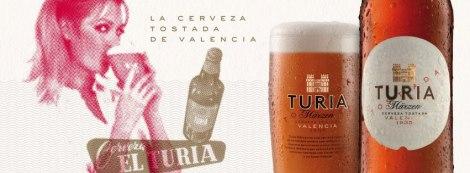 Cerveza Turia Valencia 2013