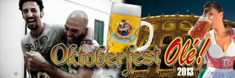 Oktoberfest y Despeinados Valencia 2013