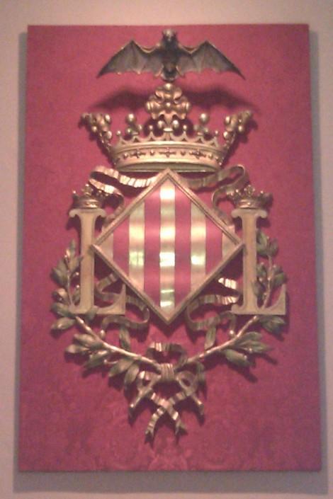 Escudo de la Ciudad de Valencia