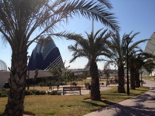 Ágora Valencia Ciudad Artes y Ciencias