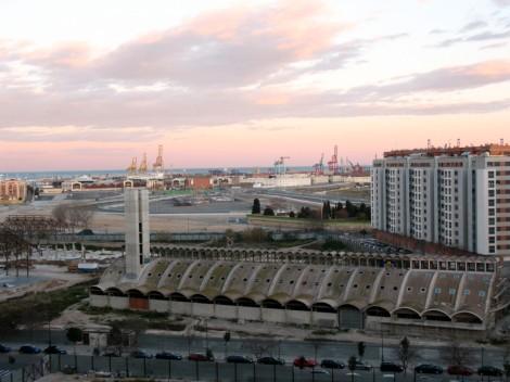 Puerto Valencia y Circuito Formula 1