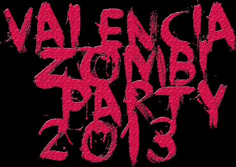 Valencia Zombi Party 2013