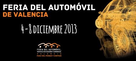 Feria Automóvil Valencia 2013
