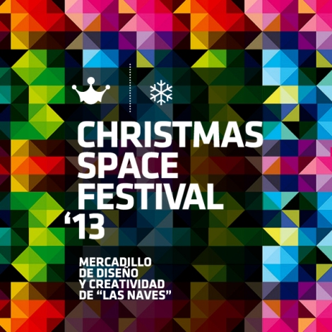 Christmas Space Festival Valencia 2013-2014
