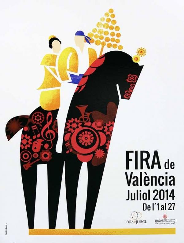 Programa de actos feria de julio valencia 2014 valencia - La nueva fe de valencia ...