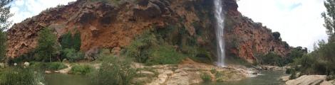 Salto de la Novia Navajas Comunidad Valenciana
