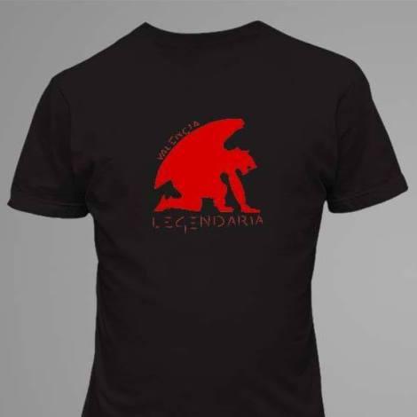 Camiseta Valencia Legendaria