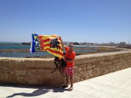 Legendarios por el Mundo - Cádiz