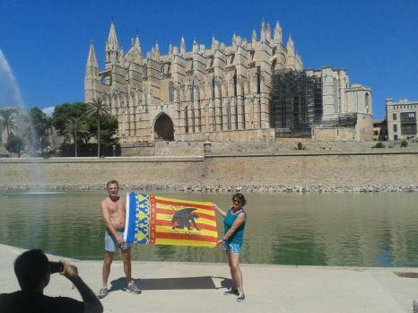 Legendarios por el Mundo - Mallorca