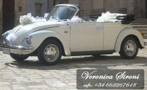 VW02 Coche para bodas Valencia
