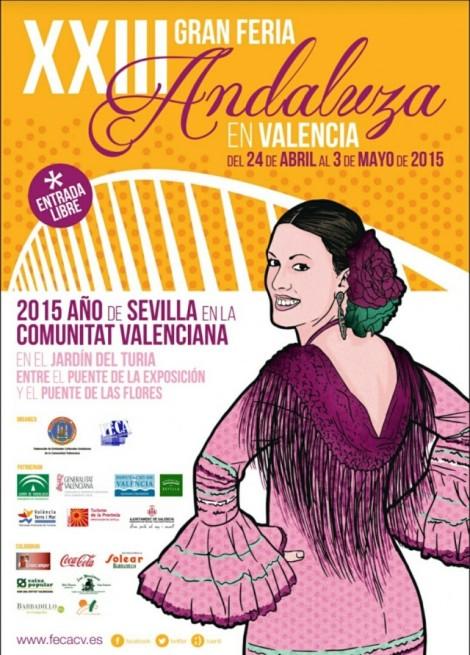 feria-andaluza-Valencia 2015