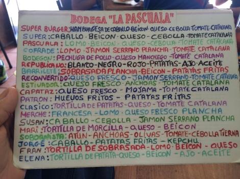La Pascuala Carta Valencia Legendaria