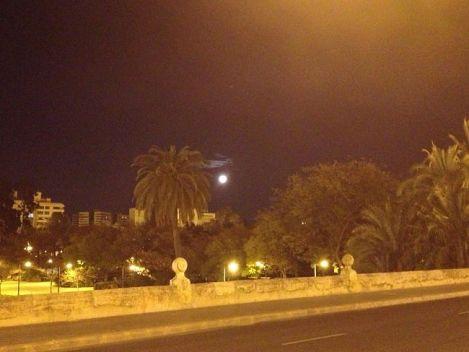 A la luna de Valencia Legendaria