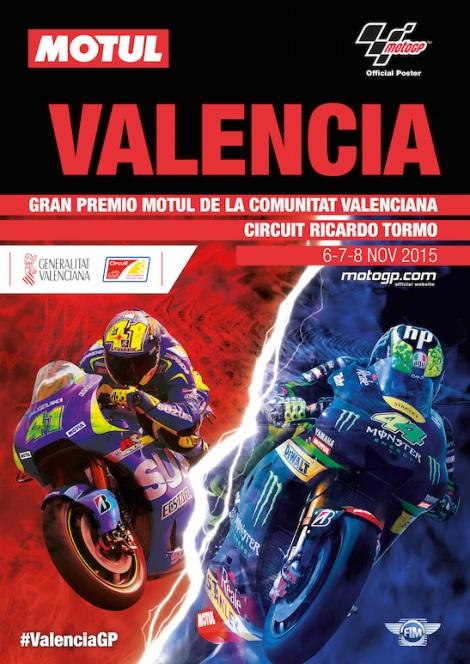 Gran Premio de la Comunitat Valenciana Circuito Ricardo Tormo 2015