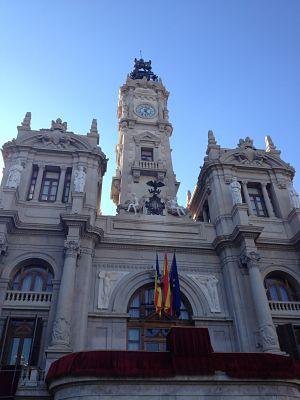 Ayuntamiento Valencia Legendaria