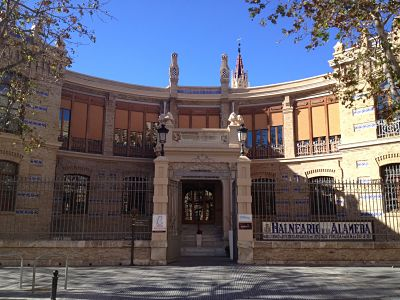 Balneario La Alameda Valencia