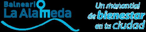 logo balneario la alameda