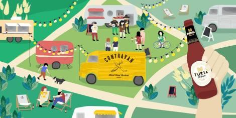 Contravan Food Festival Valencia