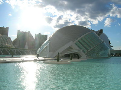 Hemisferic Valencia Legendaria