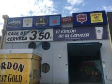 El rincón de la cerveza Valencia