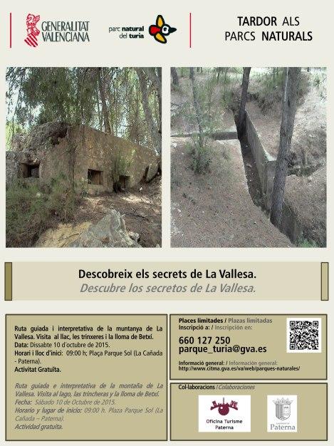 Microsoft PowerPoint - Cartel descubre los secretos de La Valles